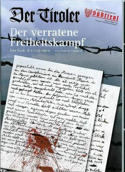 Der Tiroler - Der verratene Freiheitskampf