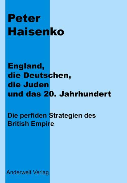 Peter Haisenko: Deutsche Sprache – deutsches Denken – deutsche Identität