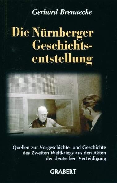 Die Nürnberger Geschichtsentstellung