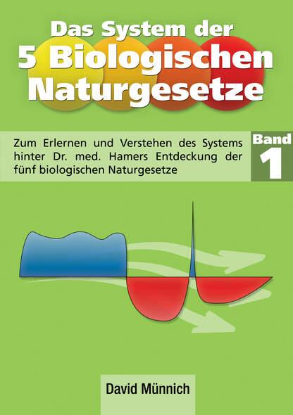 Das System der 5 Biologischen Naturgesetze - Band 1