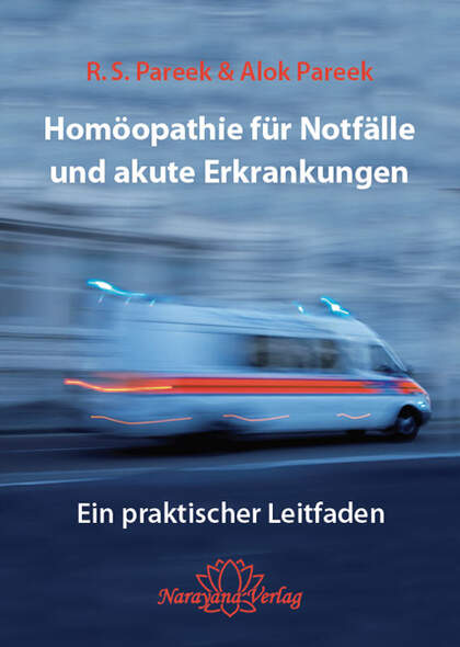 Homöopathie für Notfälle und akute Erkrankungen