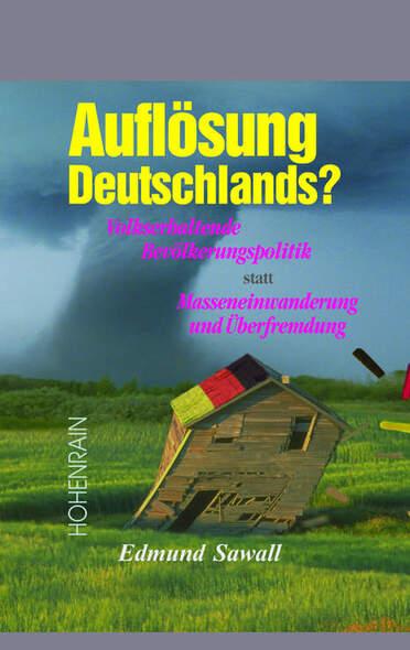 Auflösung Deutschlands