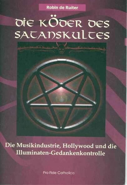 Die Köder des Satanskultes
