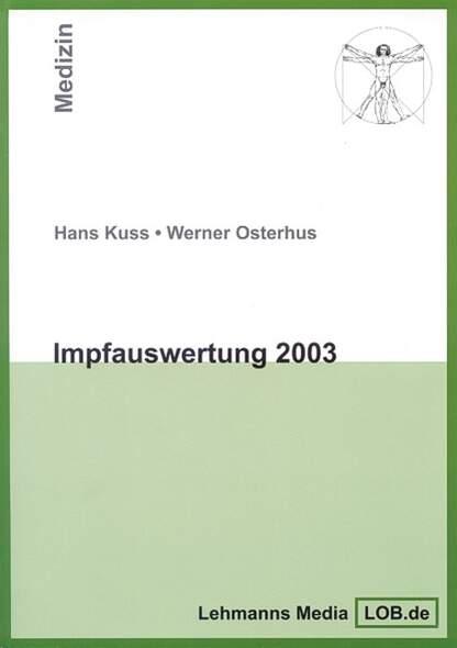 Impfauswertung 2003