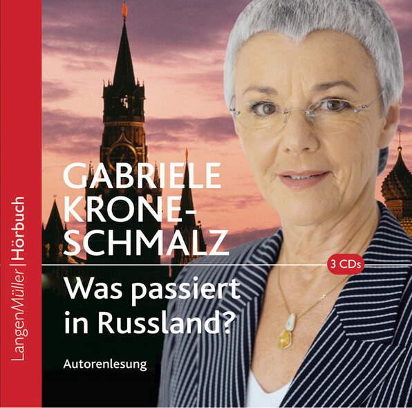 Was passiert in Russland? (CD)